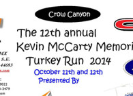 Kevin McCarty Memorial Oct. 11th and 12th Uhrichsville, OH