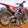 Risk Racing Adjustable Dirt Bike Stand
