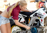 How to Wash Your Motocross Motorcycle