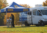 We Ride OHLINS YZ250F With Full TTX Suspension