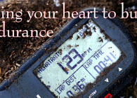 Building Endurance With a Heart Rate Monitor