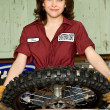 How To Build a Motorcycle Wheel