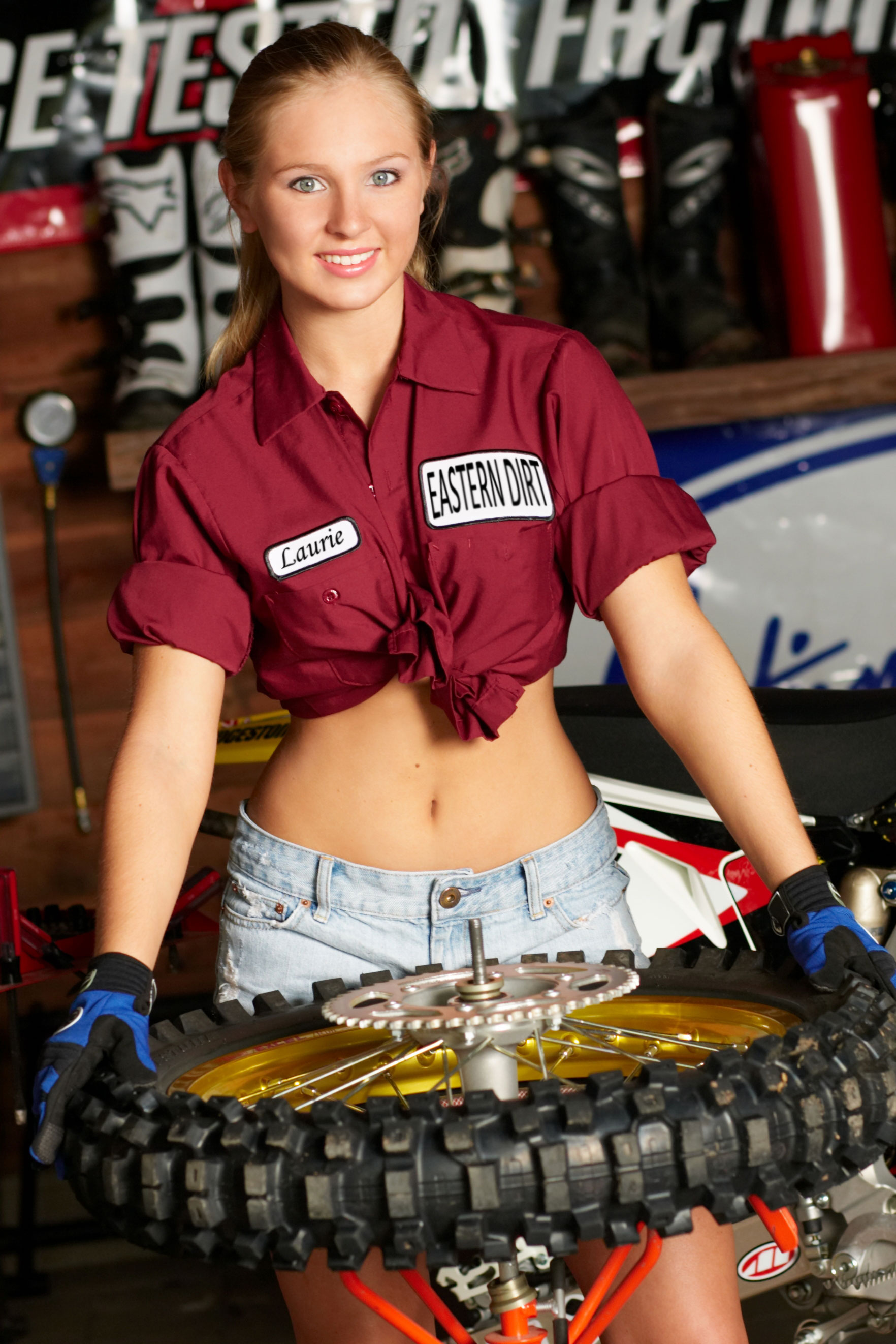 How To Change A Tire On Your Motocross Bike